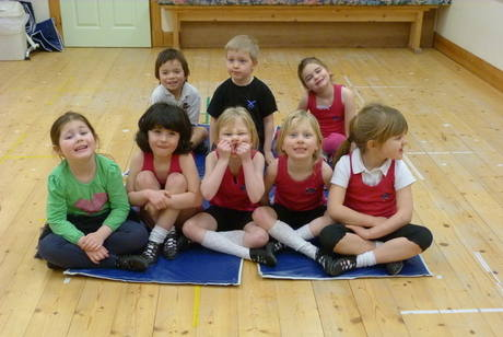 Dance School for 4,5,6 years